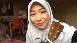 MasyaAllah, Suara Merdu Seorang Akhwat Menyanyikan Nasyid Kun Anta