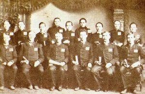 15名の宣教師たち