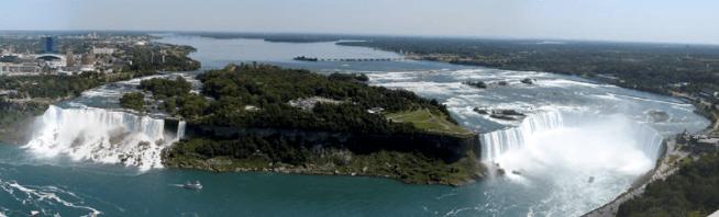 Niagara Gezilecek Yerler