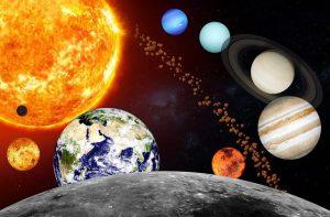 Space Planet Stars Mercury Venus  - BlenderTimer / Pixabay