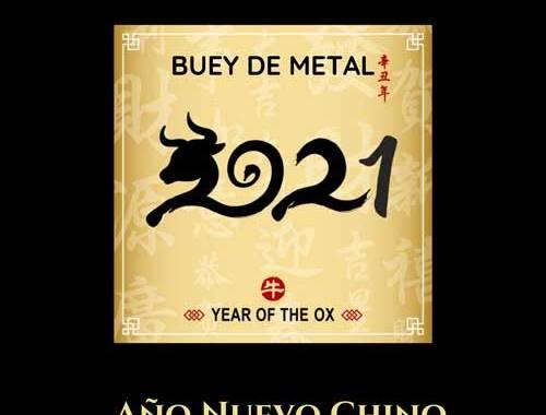 año del buey