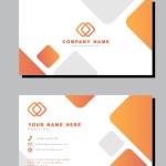Download Desain Kartu Nama Minimalis   Name Card
