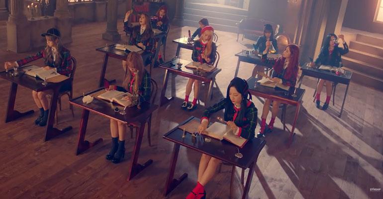 [MV/Lirik] Cosmic Girls (WJSN) Rilis Lagu Save Me, Save You (부탁해) Dari Album WJ Please