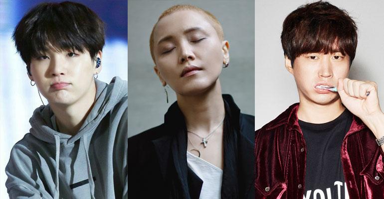 Lee Sora Akan Berkolaborasi Dengan Suga BTS Dan Tablo Epik High Untuk Lagu Barunya