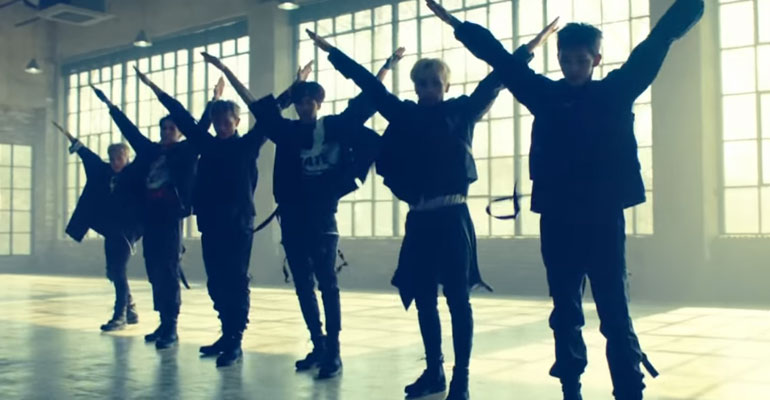 [MV/Lirik] Z-BOYS Debut Dengan Lagu No Limit
