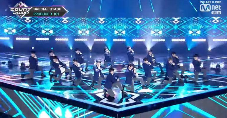 [MV/Lirik] Simak Penampilan Kontestan Produce X 101 Bawakan Lagu X1-MA