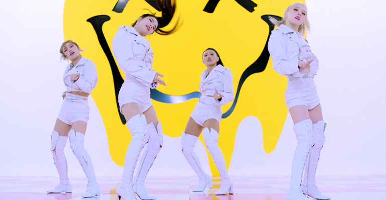 [MV/Lirik] MAMAMOO Rilis Lagu Gogobebe (고고베베)