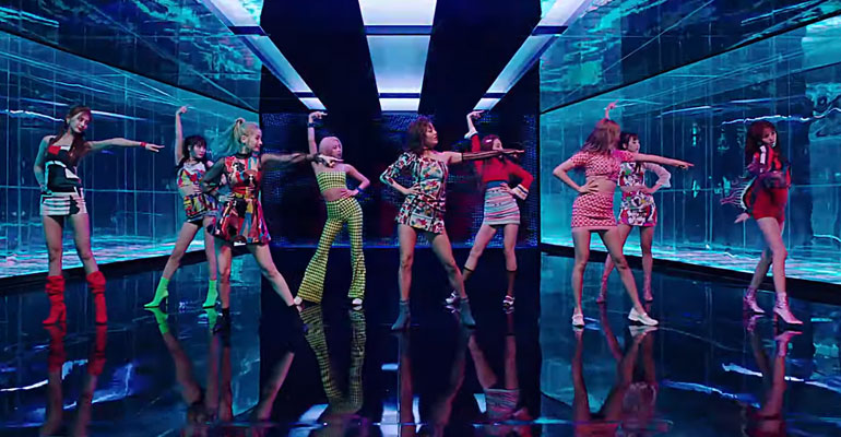 [MV/Lirik] TWICE Comeback Dengan Lagu Fancy dan Album Fancy You