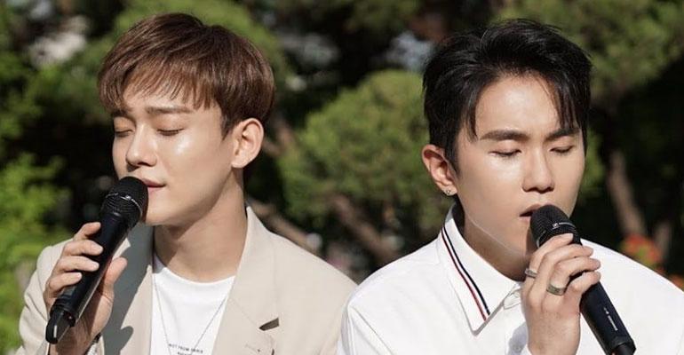 [MV/Lirik] Im Han Byul (Onestar) dan Chen EXO Berduet Di May We Bye (오월의 어느 봄날)