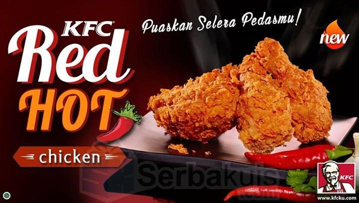 Kontes Foto KFC Red Hot