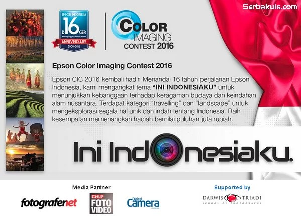 Epson Color Imaging Contest 2016