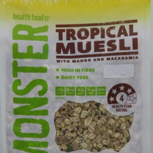 Muesli Tropical