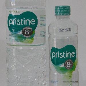 Pristine botol Sedang 600 ml