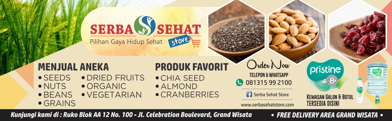 toko makanan sehat menjual produk makanan sehat dan organik