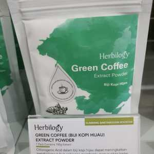 Green Coffee – Extract Powder