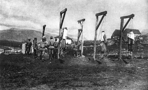 Злочин над српским цивилима 1914.