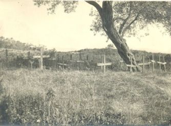 Српско ратно гробље, Крф