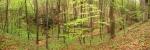 Предивна долина са тајанственим понором лево, који није уцртан на картама