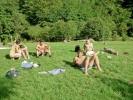 Сунчани травњак је место где се скупљамо, а можда и пресвучемо, јер воде више нема