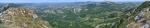 С лева на десно: Велики и Мали крш са Гарваном, Северни Кучај, Дели Јован, Стол - географска карта у природној величини
