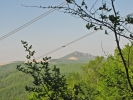 Поглед на Старицу; ускоро се спуштамо у долину златоносне Тодорове реке