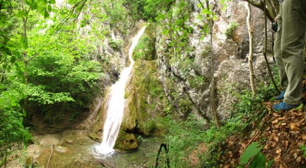 водопад Шушара