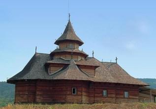 Црква Свете Петке у Молдавском стилу - манастир Нера