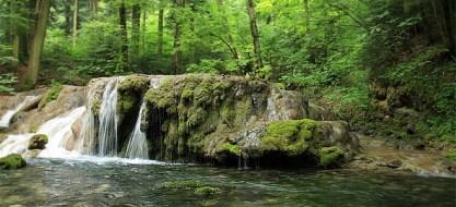 Први водопади, при сусрету са Беу