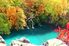 јесен на Плитвицама