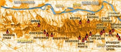 Фрушкогорски манастири