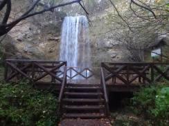 водопад Велики Бук, Лисине