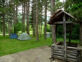наш логор на Вратни