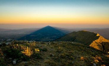 сенка пирамиде на западу, маестрална фотографија Милутина Живковића