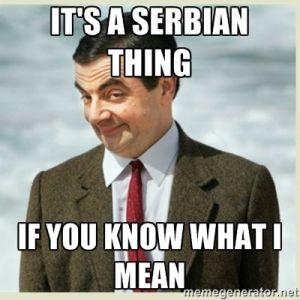 serbian-thing