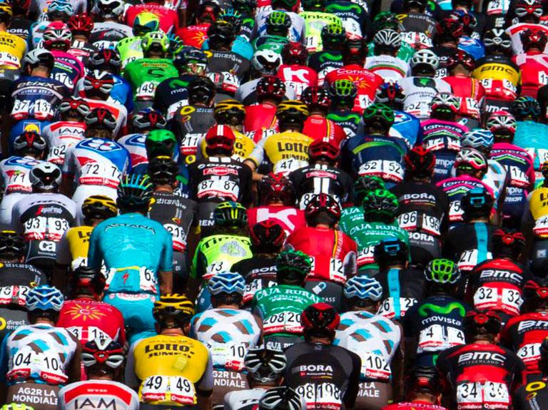 Dorsales para ciclismo y dorsales para bicicleta, Manillar, Tija