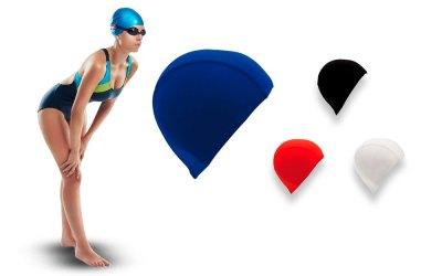 Gorros de Natación y Triatlón personalizados para competición