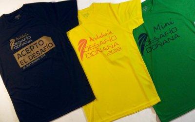 Camisetas tecnicas-doñana