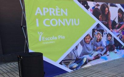 Photocall 5 x 3 modulos-Escola Pia5
