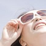 紫外線対策のサングラスの選び方