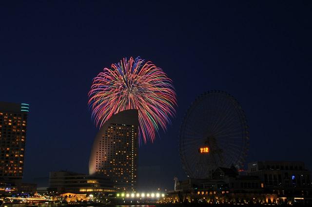 神奈川新聞花火大会の情報