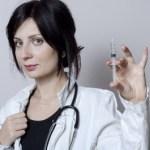 受験生のインフルエンザ予防注射