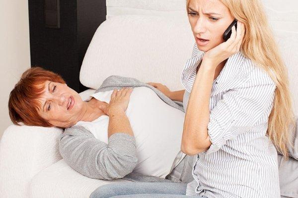 Как узнать симптомы инфаркта
