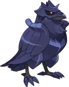 Corviknight Artwork