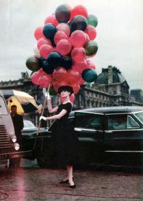 Audrey Hepburn - Funny Face shoot