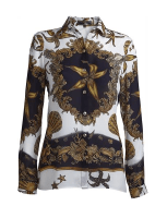 Camisa Fundo Do Mar 3 Versace para Riachuelo - 229,90