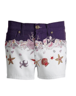 Shorts Fundo Do Mar Versace para Riachuelo - 139,90
