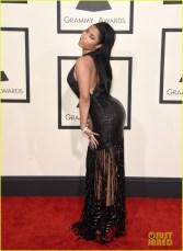 Nicki Minaj mostrando o que tem de melhor