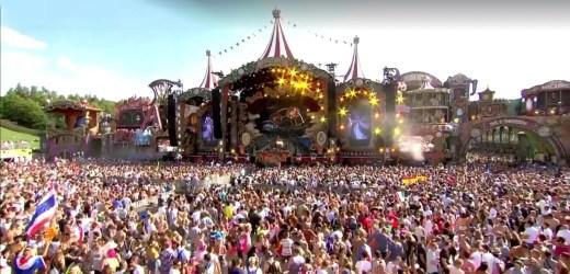 Il Tomorrowland 2017 è ufficialmente iniziato