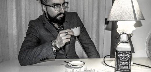 Michele Paoletti: autoritratto fotografico