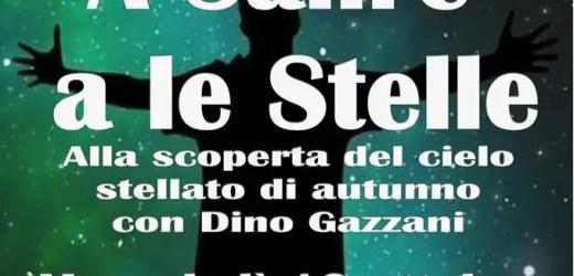 A salire a le stelle,con Dino Gazzani [evento]